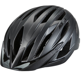 Alpina Haga LED Helm, black matt